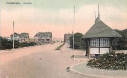 Belgique - Heist-Duinbergen - Avenue - Heist