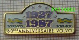 VOLVO 60 ème ANNIVERSAIRE 1927 1987 - Sonstige