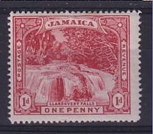 Jamaica: 1900/01   Llandovery Falls    SG31    1d  Red    MH - Giamaica (...-1961)