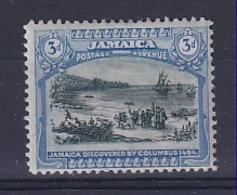 Jamaica: 1919/21   KGV - Pictorial    SG83    3d     MH - Giamaica (...-1961)