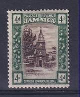 Jamaica: 1919/21   KGV - Pictorial    SG84    4d     MH - Giamaica (...-1961)
