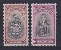 Jamaica: 1951   B.W.I. University College Inauguration   MH - Giamaica (...-1961)
