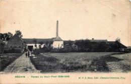 Belgique - Tournai - Néchin - Ferme Du Haut-Pont - (Un Petit Pli) - Tournai
