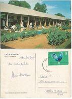 Uganda Lacor Hospital In Gulu - Color Pcard Sep2006 - Uganda