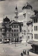 ASIAGO-VICENZA-PIAZZA II RISORGIMENTO- CARTOLINA VERA FOTOGRAFIA- VIAGGIATA IL 16-7-1957 - Vicenza