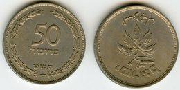 Israel 50 Pruta 5709 - 1949 KM 13.1 - Israel