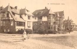 Belgique - Knokke - Duinbergen - Villas - Knokke