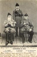 Belgique - Bruxelles - Les Combattants De 1830 - België