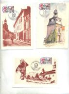 Carte Cachet Varennes En Argonne Drouet - Cachets Commémoratifs