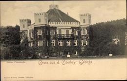 Cp Pöcking Starnberg Oberbayern, Schloss Possenhofen - Deutschland