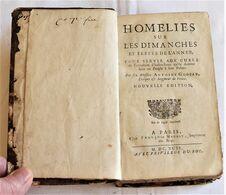 GODEAU, Homélies Sur Les Dimanches, 1699 - Books, Magazines, Comics