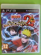 Jeu PS 3 - Naruto Shippuden Ultimate Ninja Storm 2 - Sony PlayStation