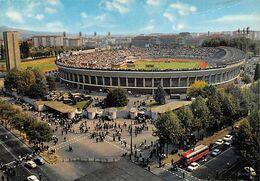 "01755 ""TORINO - LO STADIO COMUNALE""  ANIMATA, BUS, AUTO.   CART NON SPED - Stadiums & Sporting Infrastructures"