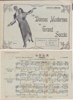 Catalogo : Les DANSES MODERNES De GRAND SUCCES. - Sin Clasificación