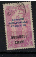 OUBANGUI       N°  YVERT :      51   OBLITERE       ( OB 8 / 42 ) - Used Stamps