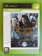 Jeu X Box - Le Seigneur Des Anneaux - Les Deux Tours - Complet - X-Box