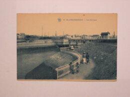 Blankenberge : Les écluses - Blankenberge