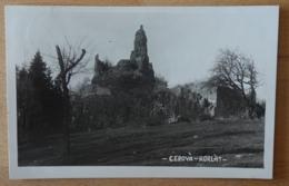Cerová Slowakei Burg Korlátka Burg Konradstein - Slovakia