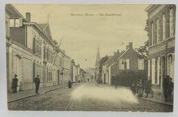 Oude Postkaart - Carte Postale - Beveren Waas - De Zandstraat Kerk - Beveren-Waas