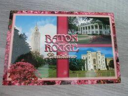 Baton Rouge - Louisiana - Multi-vues - Editions Grant L. Robertson - - Baton Rouge