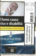 PHILIP MORRIS BLUE SOFT ITALY BOX SIGARETTE - Empty Tobacco Boxes