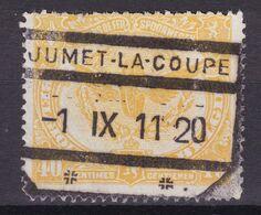 TR : JUMET LA COUPE - 1915-1921
