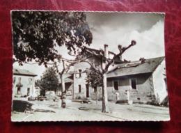 Carte Postale Ancienne - Feternes -La Mairie, La Poste Et L'Ecole - Andere Gemeenten