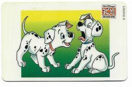 Tele 2000, U.S.A., Disney, 101 Dalmatians, Prepaid Phonecard, PROBABLY FAKE, # 101dalmatas-2 - Disney