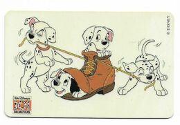 Tele 2000, U.S.A., Disney, 101 Dalmatians, Prepaid Phonecard, PROBABLY FAKE, # 101dalmatas-3 - Disney