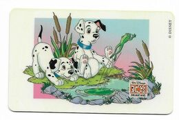 Tele 2000, U.S.A., Disney, 101 Dalmatians, Prepaid Phonecard, PROBABLY FAKE, # 101dalmatas-5 - Disney