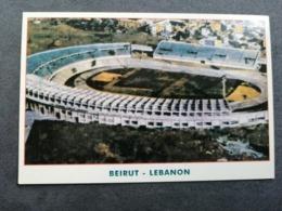 Beirut Stade Camille Chamoun Réf GRB 249 - Ansichtskarten