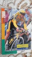 Carlos SASTRE Once Deutsche Bank 2000 - Radsport