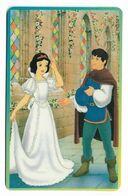 Tele 2000, U.S.A., Disney, SnowWhite, Prepaid Phonecard, PROBABLY FAKE, # Blancanieves-2 - Disney