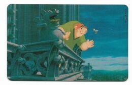 Tele 2000, U.S.A., Disney, The Hunchback Of Notre Dame, Prepaid Phonecard, PROBABLY FAKE, # Hundchback-1 - Disney