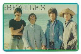 The Beatles, Telecard 2000, U.S.A.. Prepaid Phone Card, PROBABLY FAKE, # Beatles-20 - Music