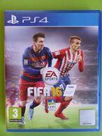 Jeu PS 4 - Fifa 16 - Sony PlayStation