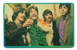 The Beatles, Telecard 2000, U.S.A.. Prepaid Phone Card, PROBABLY FAKE, # Beatles-21 - Music