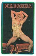 Madonna, Telecard 2000, U.S.A.. Prepaid Phone Card, PROBABLY FAKE, # Madonna-2 - Music