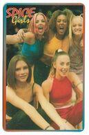 Spice Girls, Telecard 2000, U.S.A.. Prepaid Phone Card, PROBABLY FAKE, # Spicegirls-8 - Musik