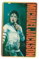 Michael Jackson, Telecard 2000, U.S.A.. Prepaid Phone Card, PROBABLY FAKE, # Mj-1 - Music
