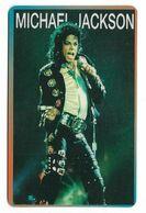 Michael Jackson, Telecard 2000, U.S.A.. Prepaid Phone Card, PROBABLY FAKE, # Mj-2 - Music