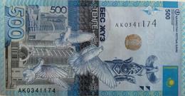 2017.BANKNOTE OF KAZAKHSTAN  500 TENGE... UNC..PRESS!!! - Kazakistan