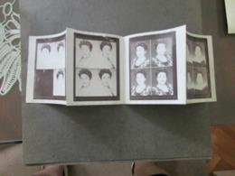 PHOTOS FROM STREET PHOTO BOOTH , PHOTOS DE CABINE PHOTO DE RUE, ORIGINAL PHOTOS - Persone Anonimi