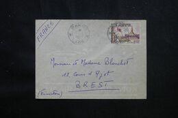 LAOS - Enveloppe De Pakse Pour La France En 1960 - L 69504 - Laos
