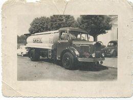 Camion  Citerne BERNARD  Photo (11x5) - Andere