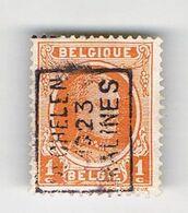 MALINES 1923 - Préoblitérés
