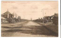 Memorial Road - Kimberley  V. 1920 (4429) - Zuid-Afrika