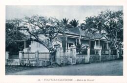 Nouvelle-Calédonie - Mairie De Bourail - Nuova Caledonia