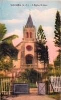 Nouvelle-Calédonie - Nouméa - L' Eglise St-Jean - Nuova Caledonia
