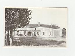 CPSM:PERSONNES EN TERRASSE CAFÉ RESTAURANT ARRIGNY (51) - France